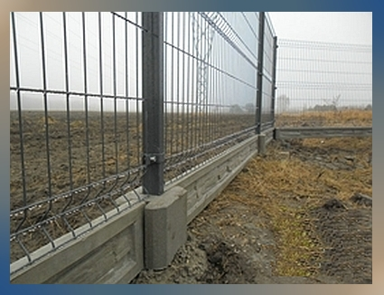 Ogrodzenie betonowe cena montażu